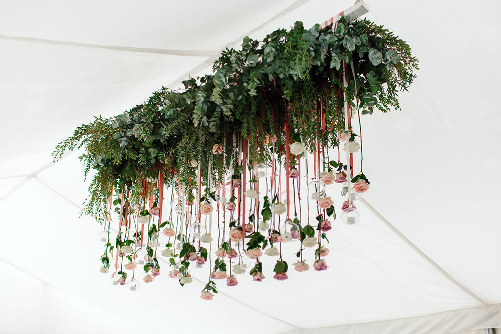 Winter Wedding Floral Arches – Inspired by London Design Week ...